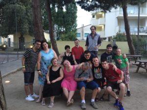 In vacanza con gli amici
